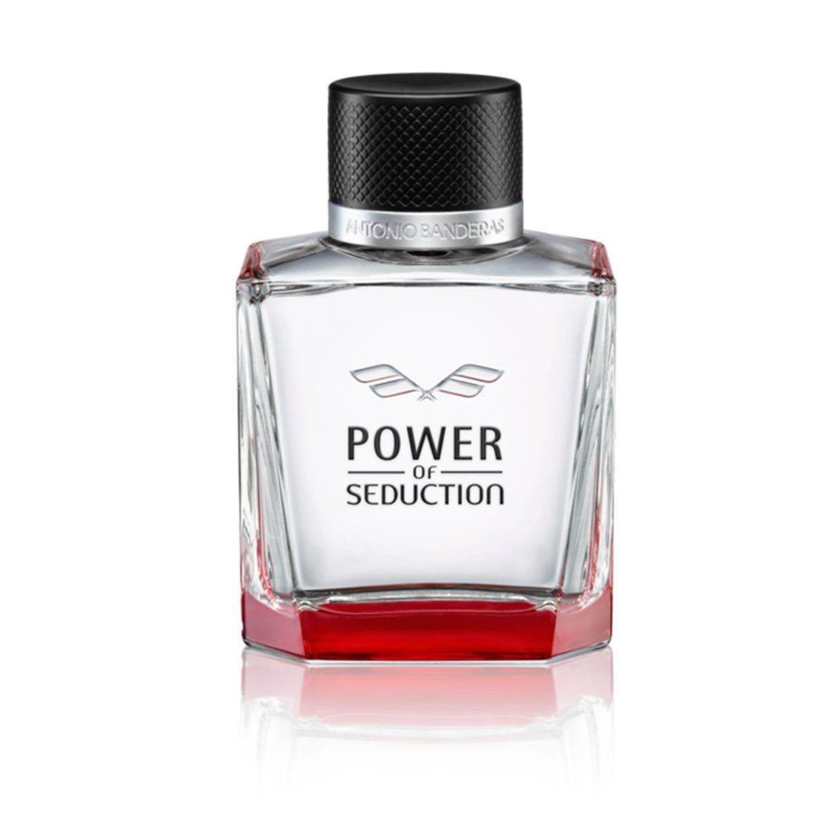 Tualetinis vanduo Antonio Banderas Power of Seduction EDT vyrams 100 ml