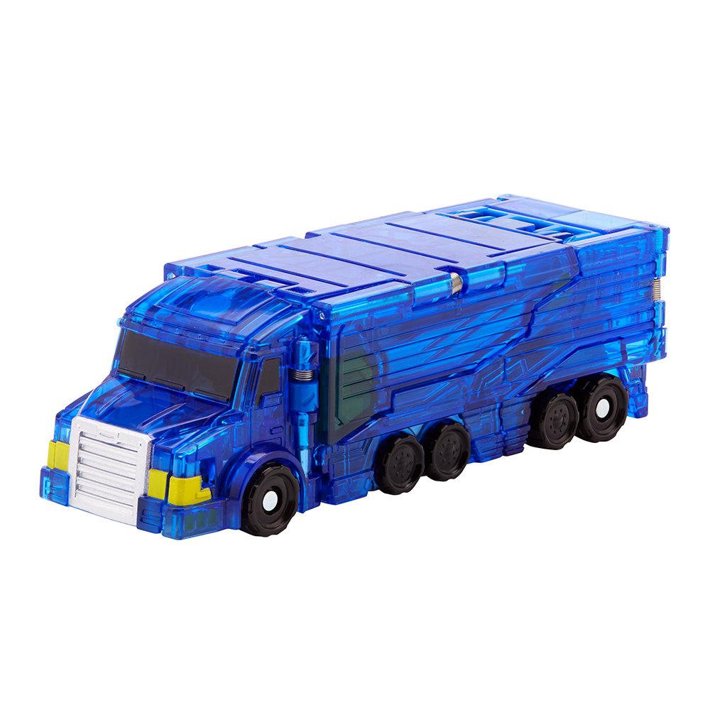 Jumbo sunkvežimis - transformeris Mecard