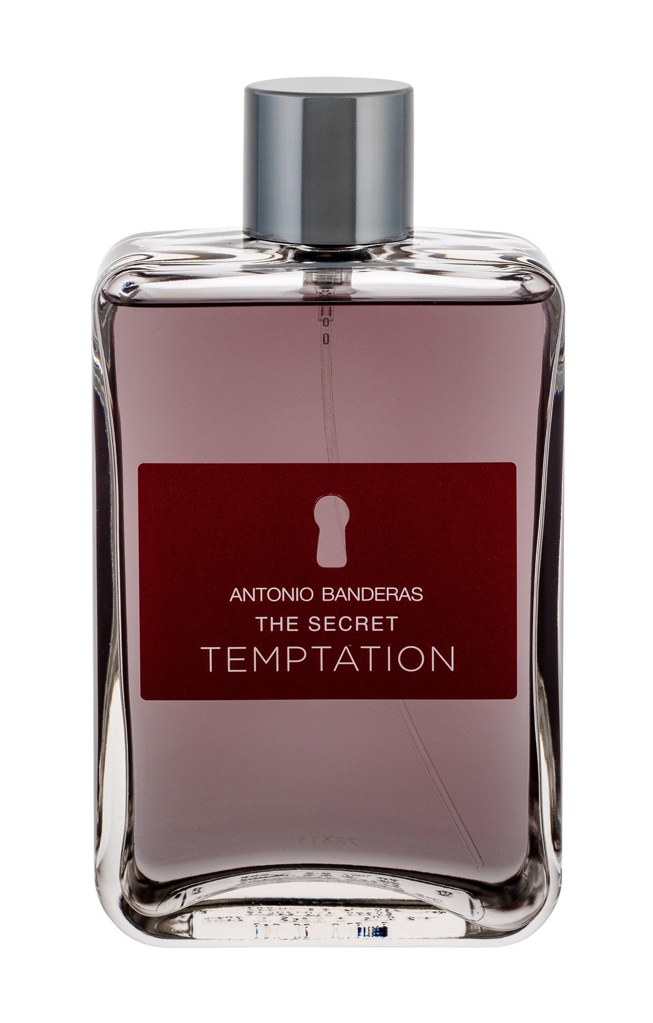 Tualetinis vanduo Antonio Banderas The Secret Temptation EDT vyrams 200ml