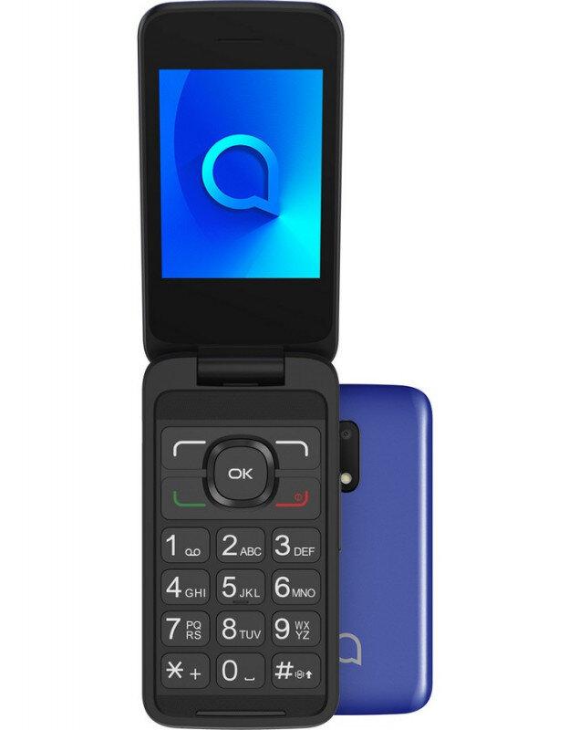 Alcatel 3025X, 256 MB, Metallic Blue