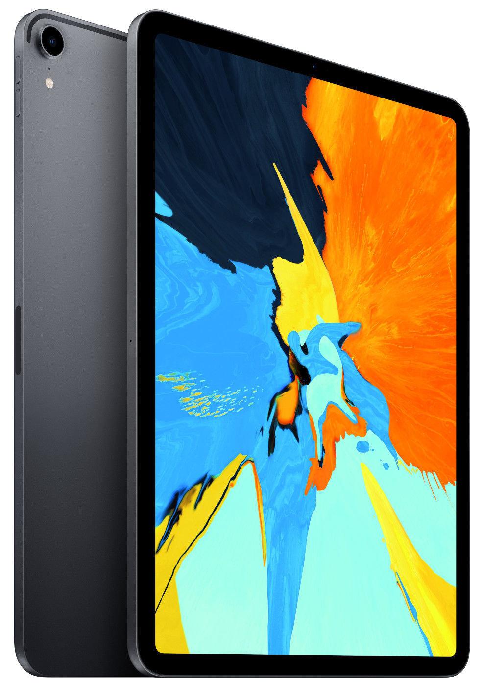 Apple iPad Pro 11, 256 GB, 4G, Pilka