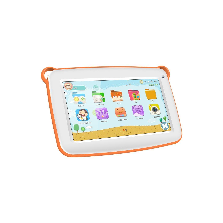 Vaikiškas Planšetinis Kompiuteris Sponge Smart 2 WiFi, Oranžinis