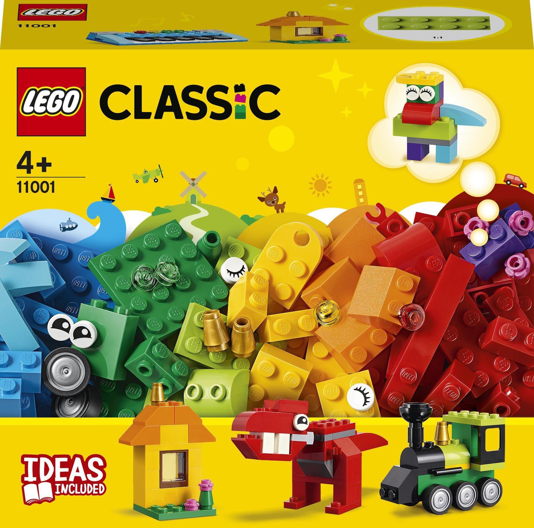 11001 LEGO® Classic Kaladėlės ir idėjos
