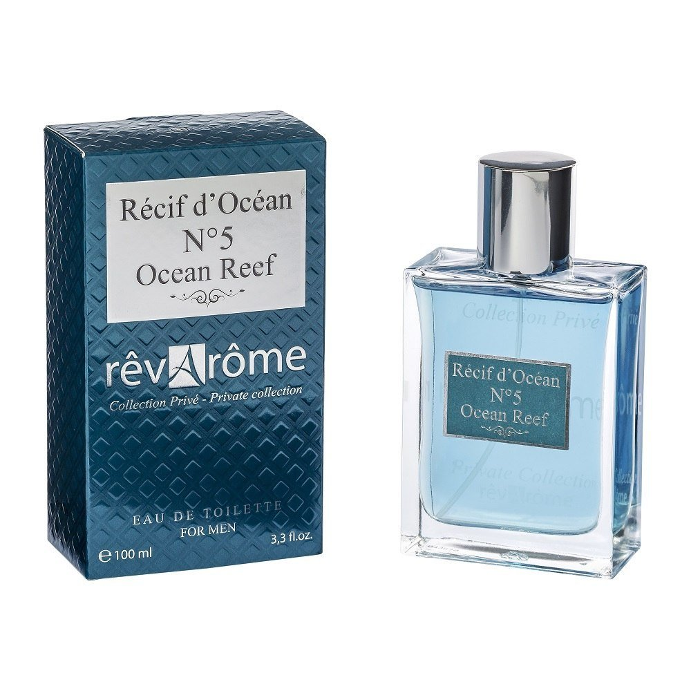 Tualetinis vanduo Revarome Private Collection No. 5 EDT vyrams 100 ml