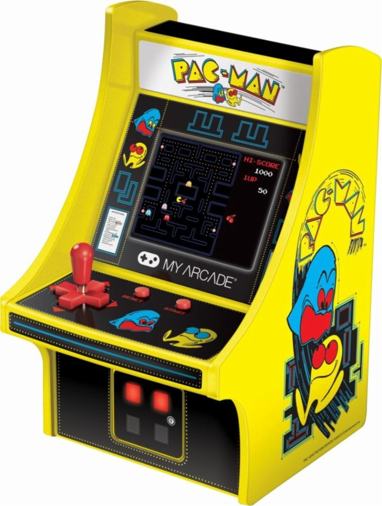 dreamGEAR Retro arkada Pac-Man