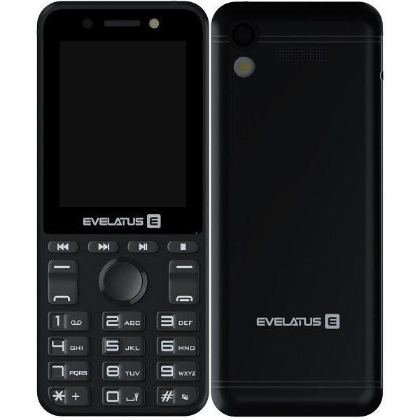 Evelatus Tron, Dual SIM, Black