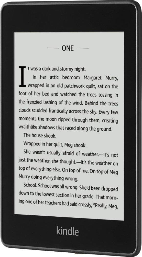 "Amazon Kindle Paperwhite 4 (2018) 6"", Juoda"