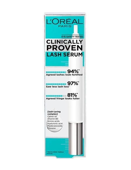 Blakstienų serumas L'Oreal Paris Clinically Proven 1.9 ml