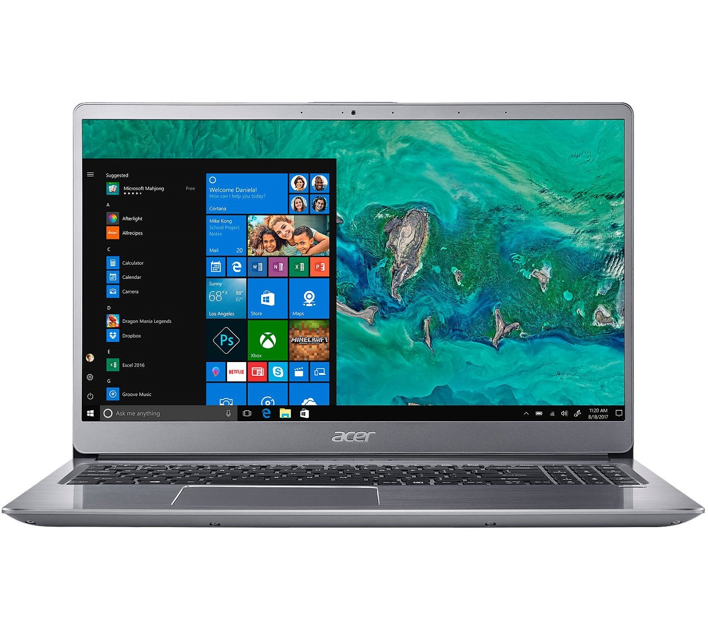 Acer Swift 3 SF315-52 (NX.GZ8EL.006)