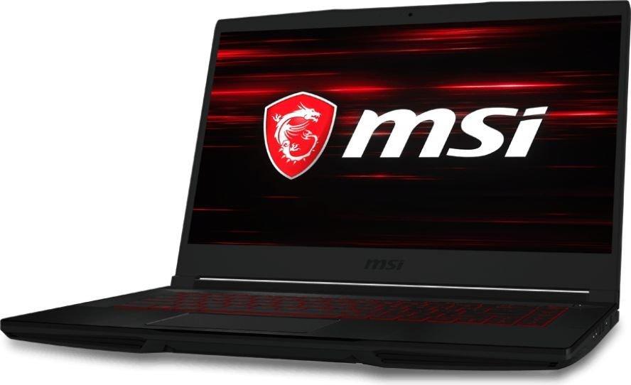 MSI GF63 8RD-095XPL 32 GB RAM/ 480 GB M.2 PCIe/ 512 GB SSD/ Win10P