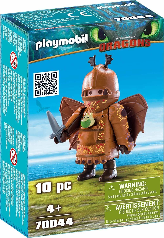 70044 PLAYMOBIL® Dragon, Žuviakojis su skraidymo kostiumu