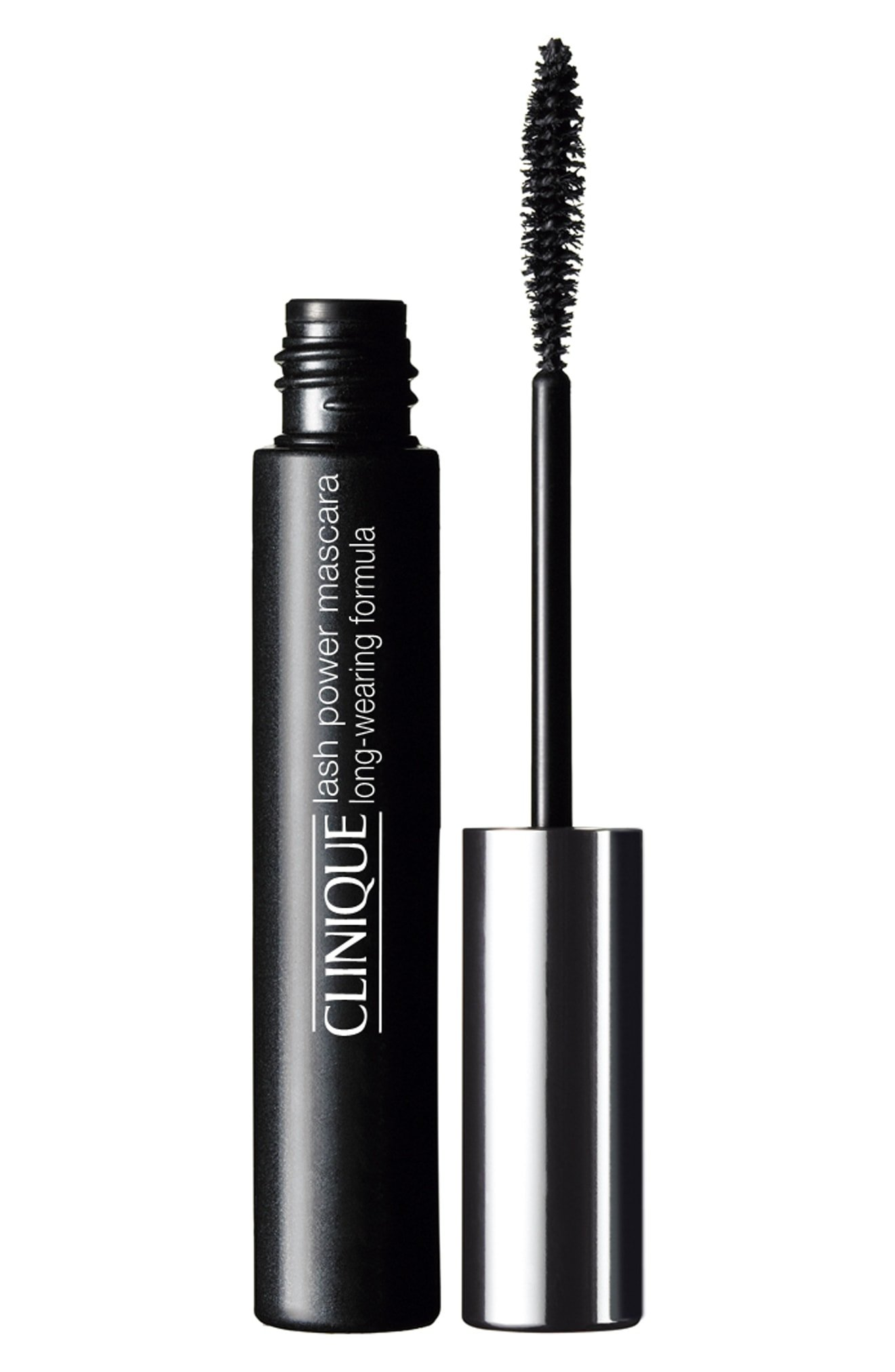Blakstienų tušas Clinique Lash Power Mascara Long Wear 6 ml, 01 Black
