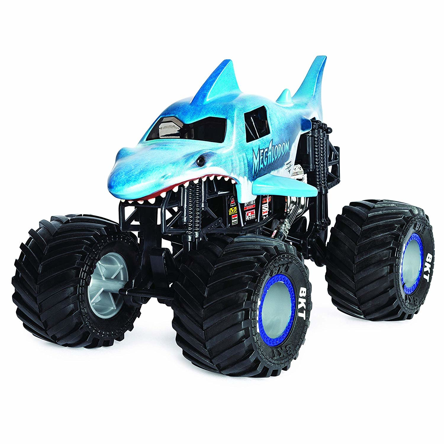 Visureigis Monster Jam Collector 1:24, 6044869