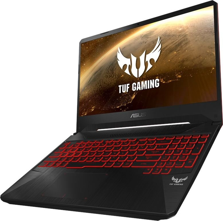 Asus TUF Gaming FX505DY-AL016 16 GB RAM/ 256 GB M.2 PCIe/ 1TB HDD/ Windows 10 Pro