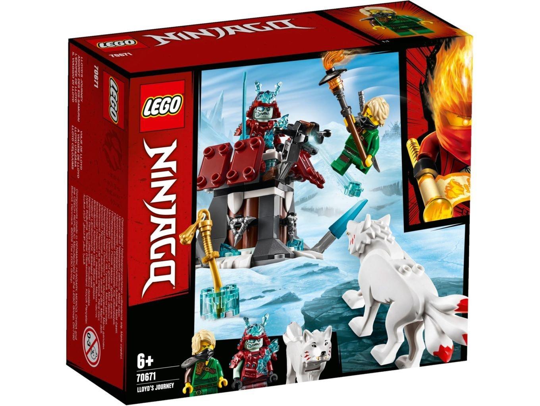 70671 LEGO® NINJAGO® Lloyd kelionė
