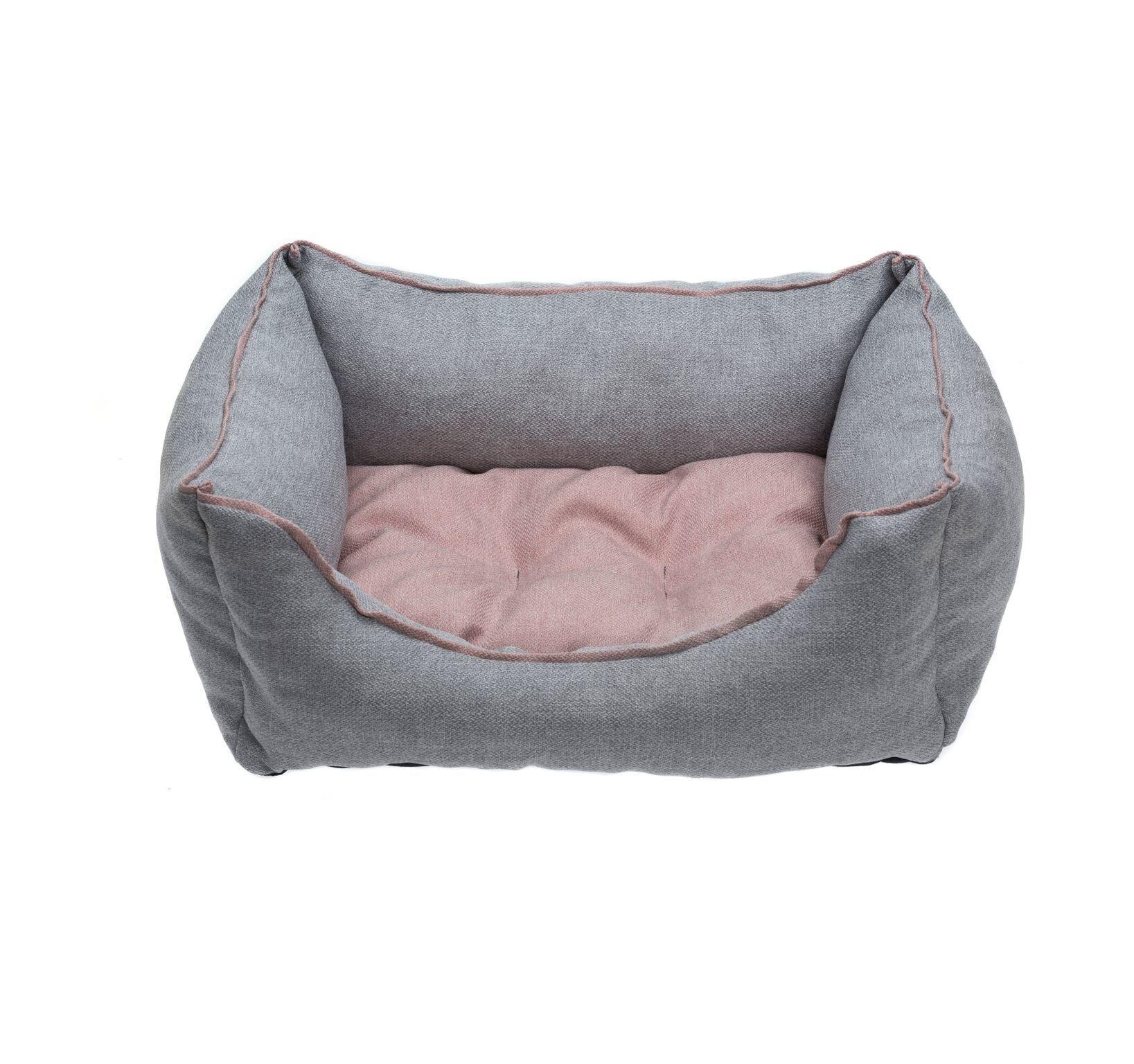 Comfy guolis Emma SOFIA grey/pink, S