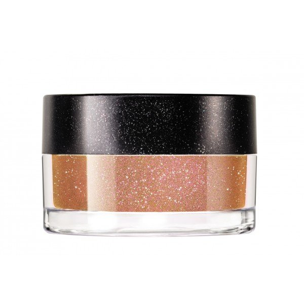 Birūs akių šešėliai Make up for Ever Star Lit Diamond Powder 2,5 g, Bronze