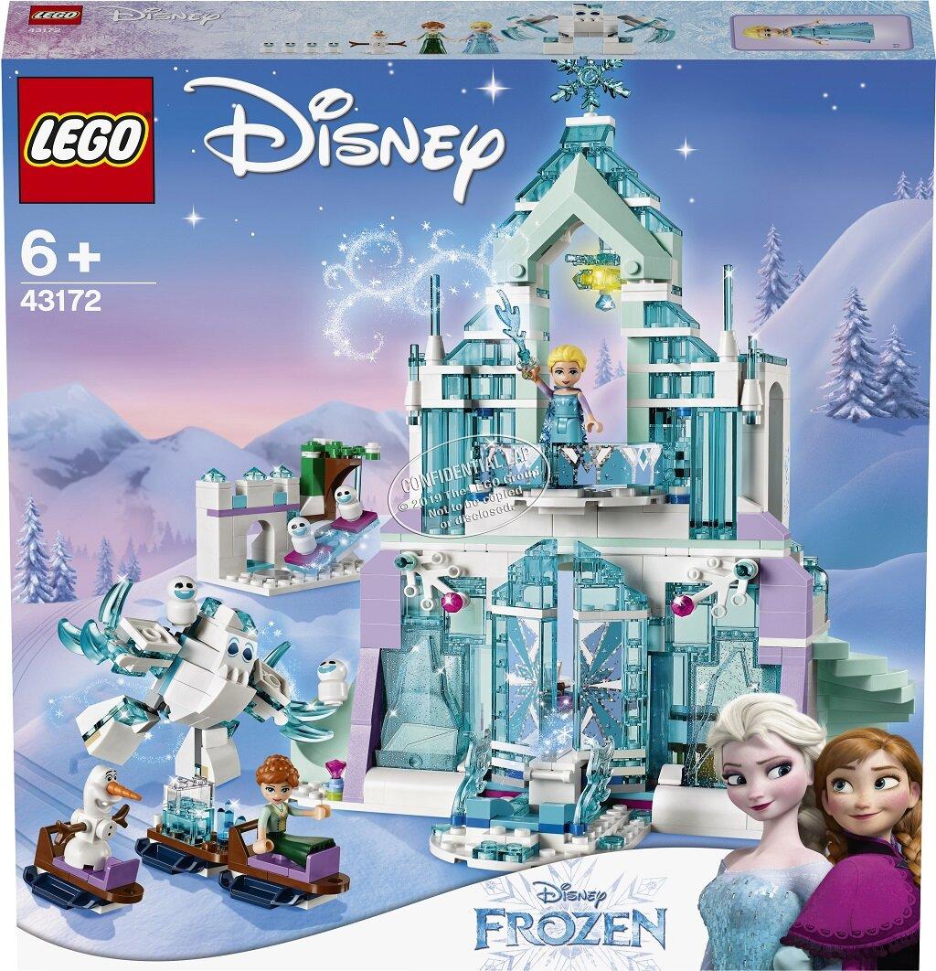 43172 LEGO® Disney Frozen Elsos stebuklingieji ledo rūmai