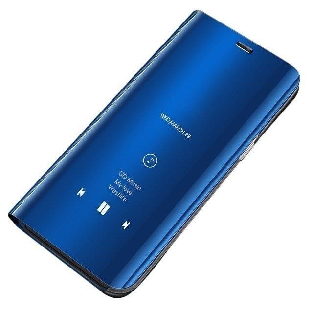 Clear View Case skirta Xiaomi Redmi 7A, Mėlynas