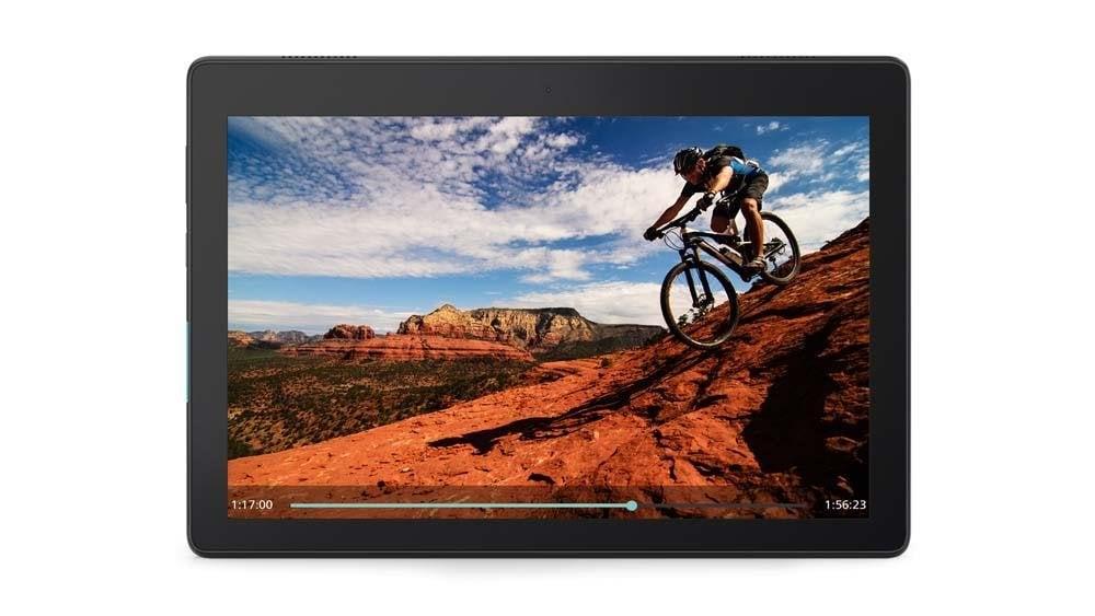Lenovo Tab E10 32GB, Wifi, Juoda