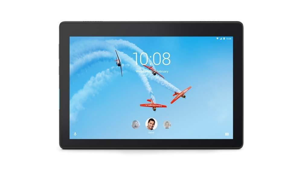Lenovo Tab E10 32GB, 4G, Juoda