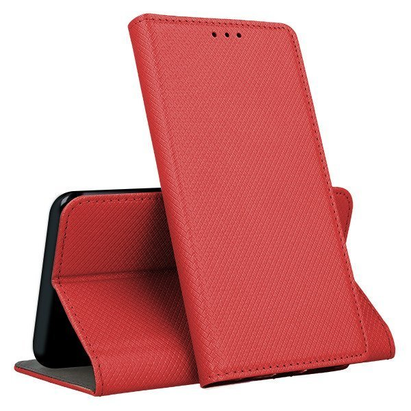 Mocco Smart Magnet Book Case For Xiaomi Redmi 7A Red