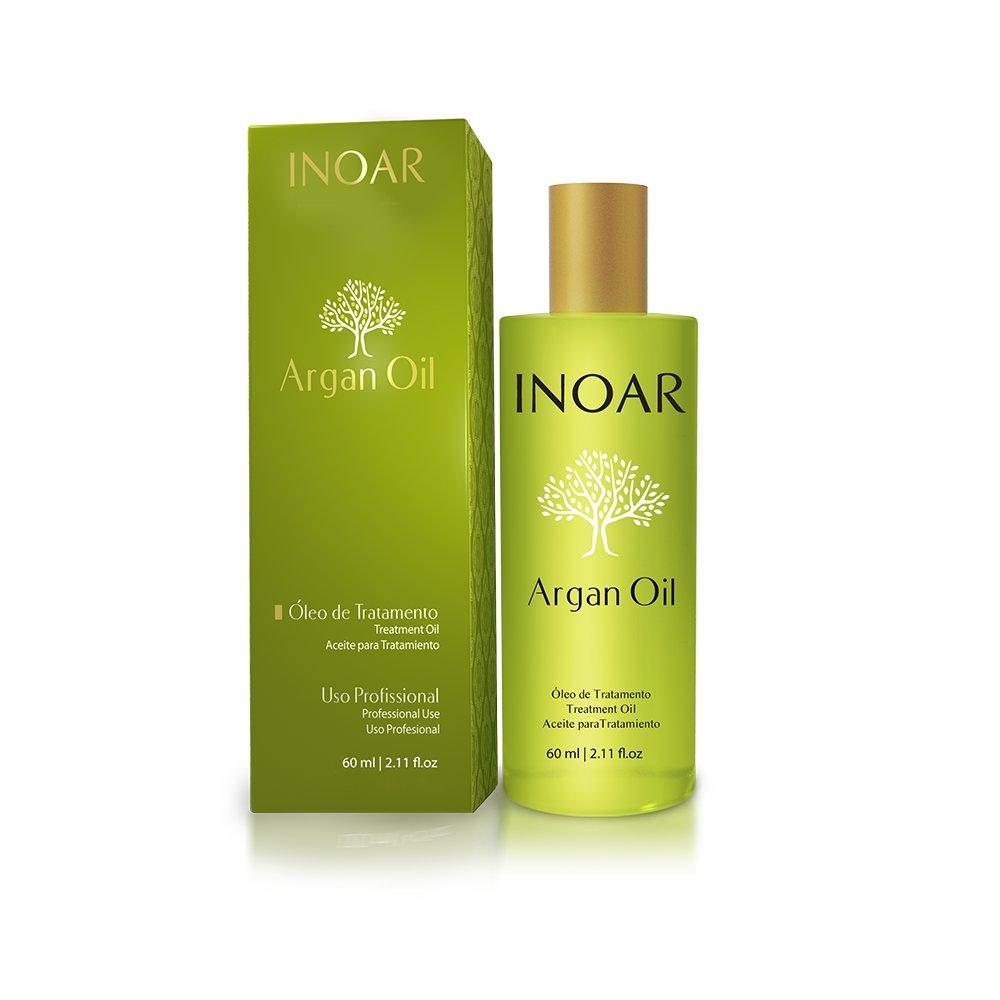 Argano aliejus plaukams INOAR Argan Oil 60 ml