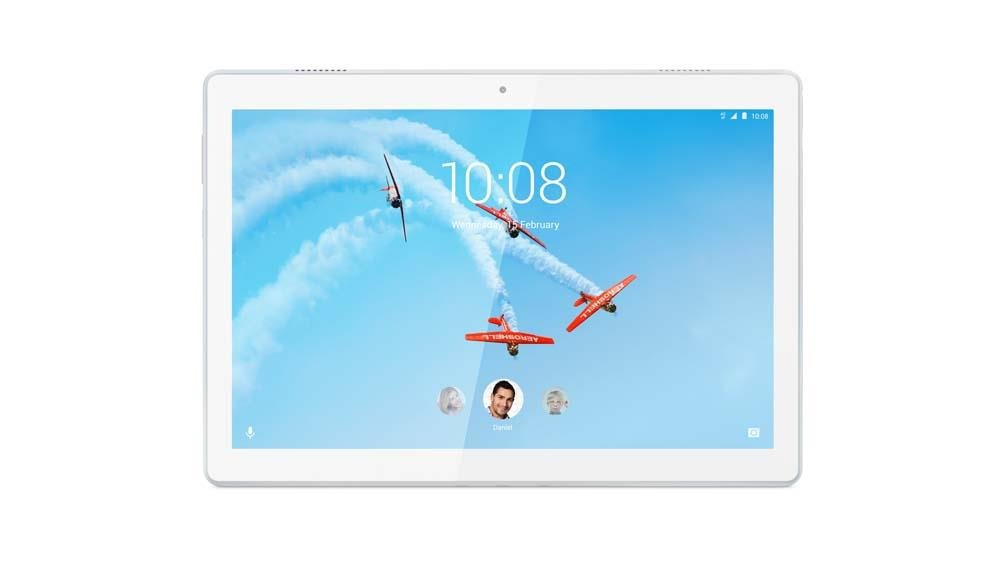 Lenovo Tab M10 32GB, Wifi, Balta