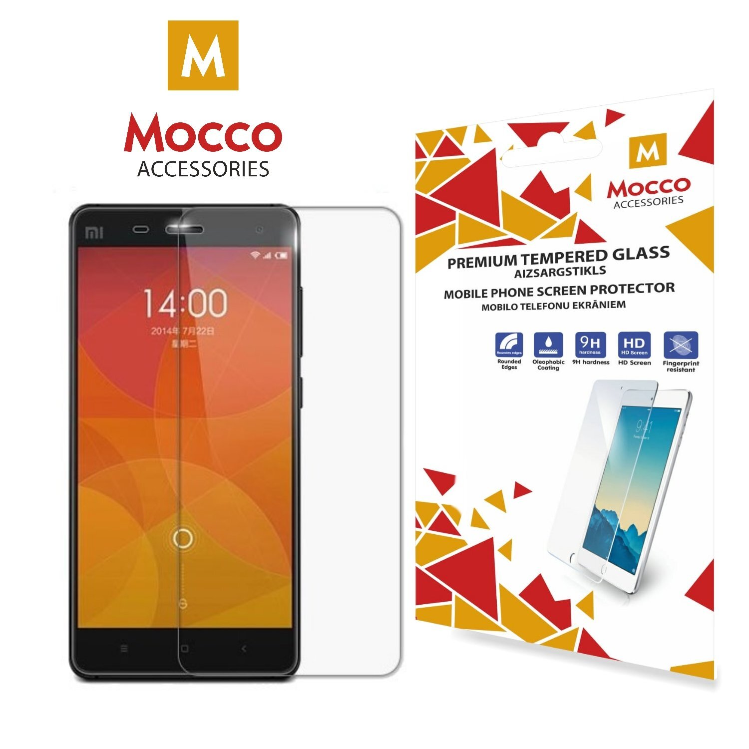 Mocco Tempered Glass Screen Protector Apple iPhone 11