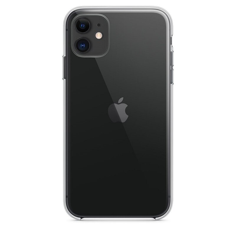 Apple iPhone 11 Clear Cover Transparent