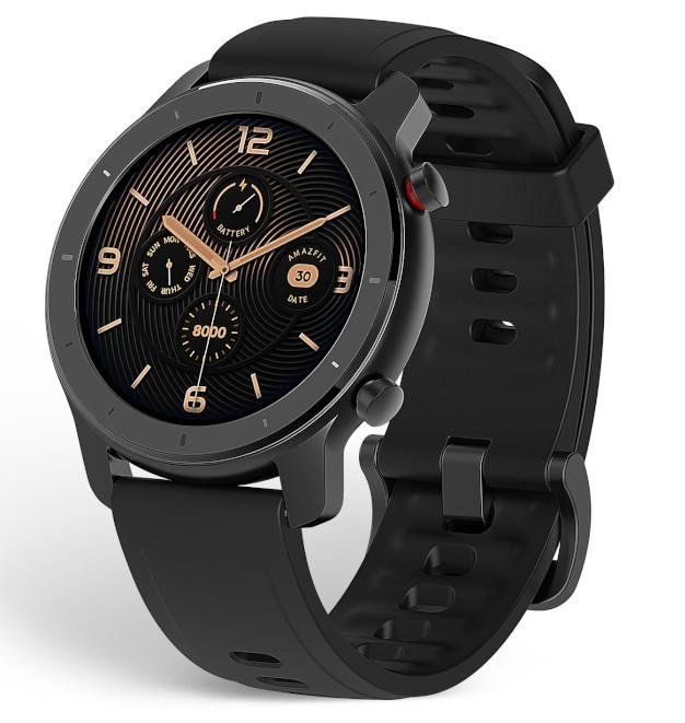 Amazfit GTR, 42 mm, Starry Black