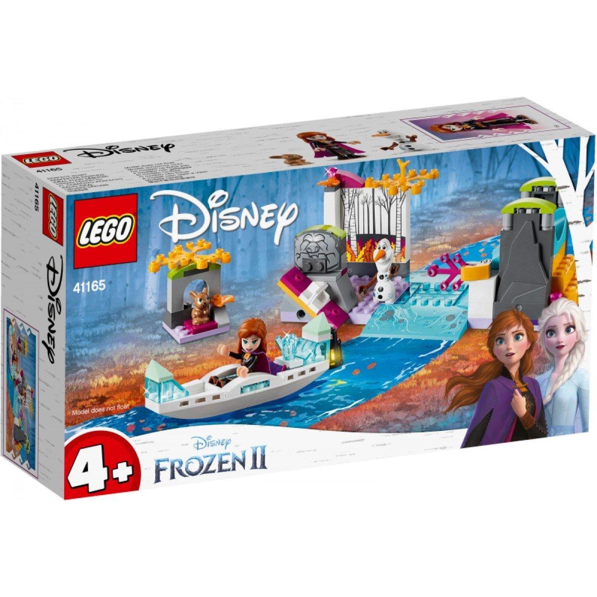 41165 LEGO® Disney Frozen Anos ekspedicija kanoja