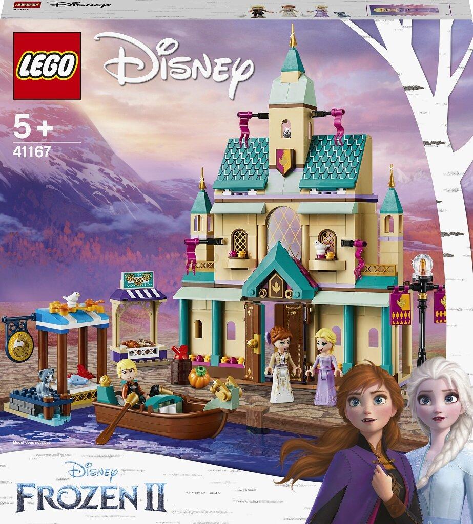 41167 LEGO® Disney Frozen Arundelio pilies kaimelis