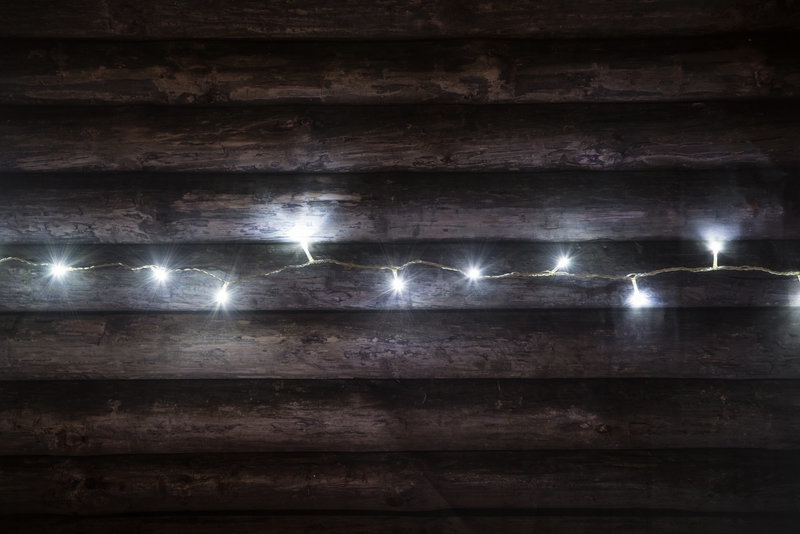Finnlumor girlianda, 120 LED