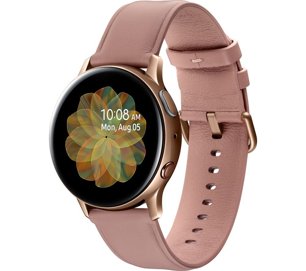 Samsung Galaxy Watch Active 2 BT, 40mm, Rose Gold (Stainless)