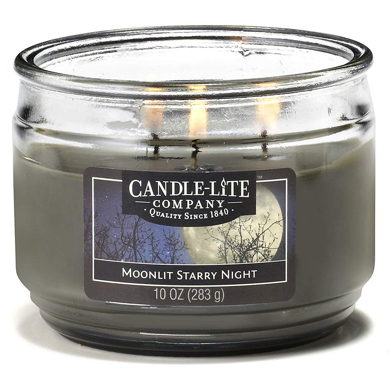 Candle-Lite kvapioji žvakė Moonlit Starry Night, 283 g