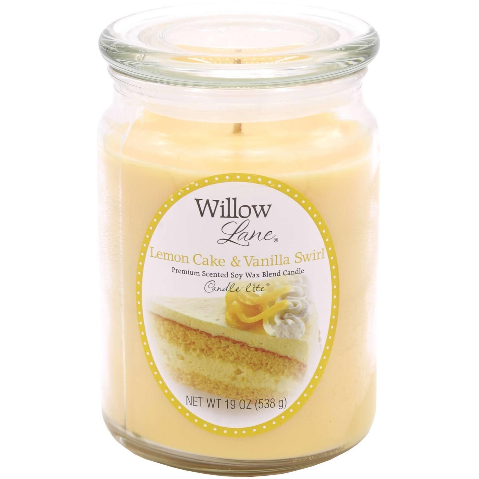 Candle-lite kvapioji žvakė Willow Lemon Cake & Vanilla Swirl