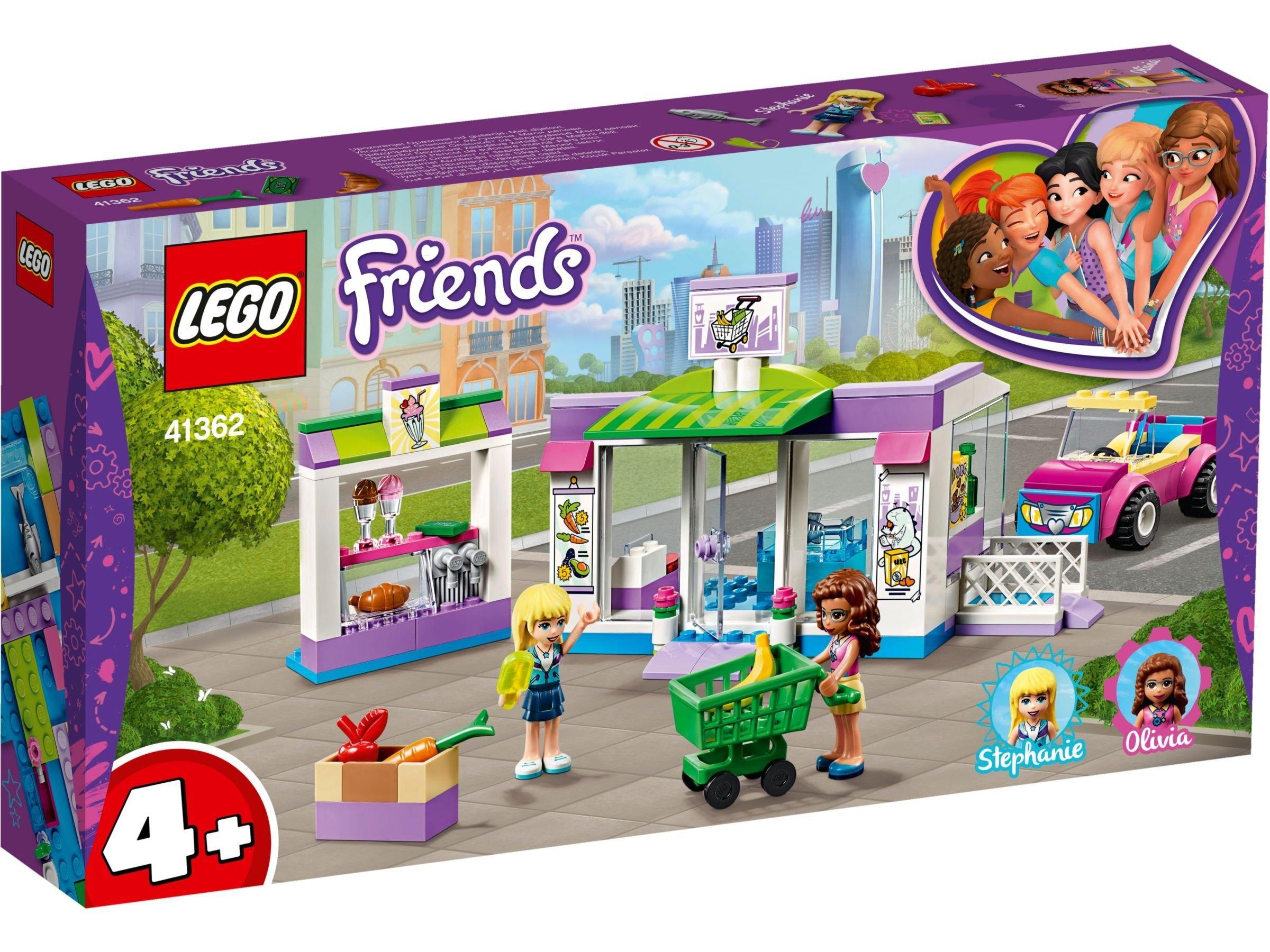 41362 LEGO® Friends Hartleiko parduotuvė