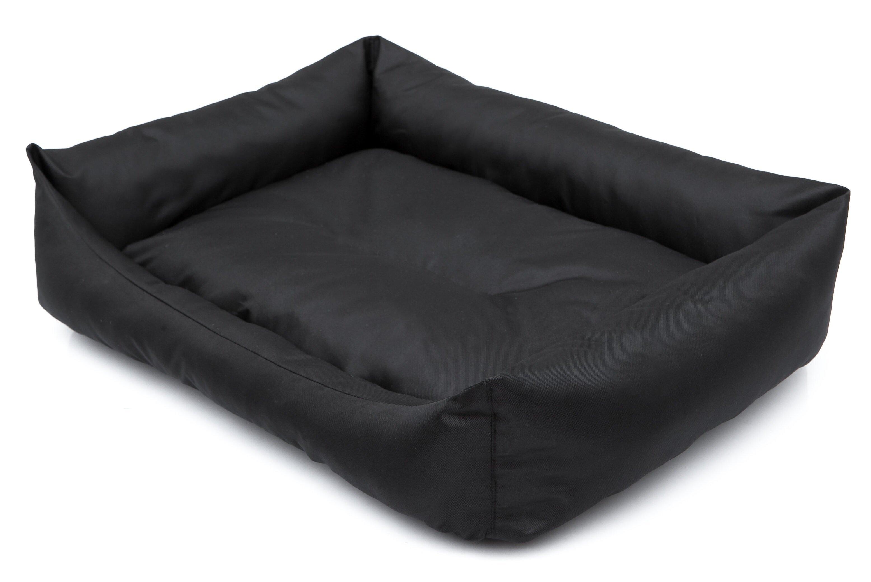 Hobbydog guolis Eco XXL, 105x75 cm, juodas