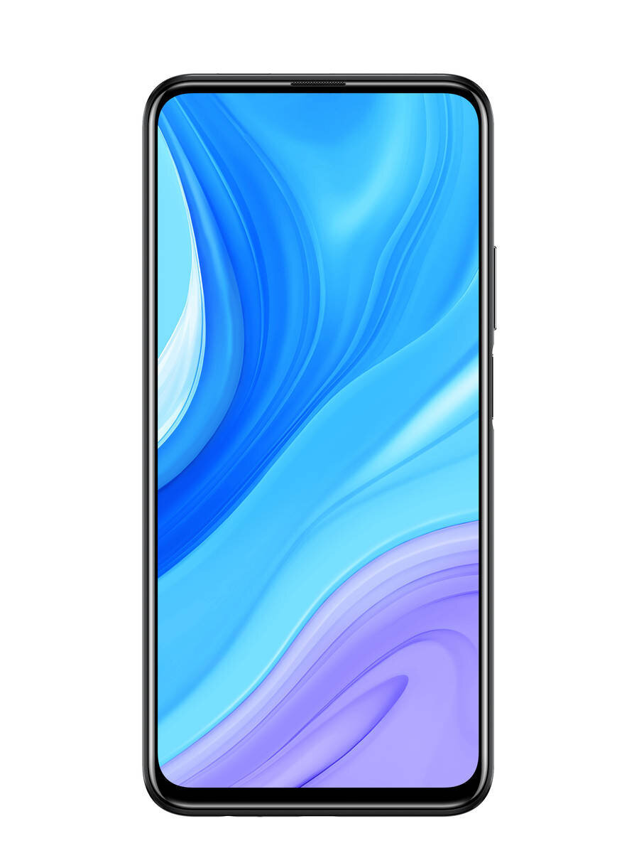 Huawei P Smart Pro (2019), 128GB, Dual SIM, Juoda