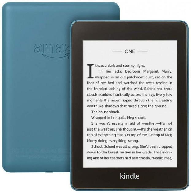 Amazon Kindle Paperwhite 10th Gen 32GB Wi-Fi, Mėlyna