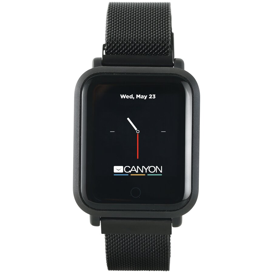 Canyon CNS-SW73BB, Black