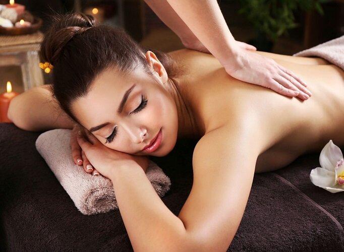 Atpalaiduojančio nugaros ir rankų masažo dovanų kuponas