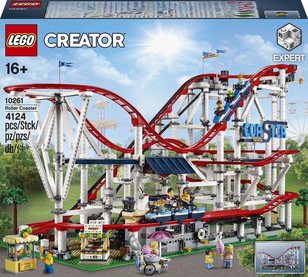 10261 LEGO® Creator Expert Linksmieji kalneliai