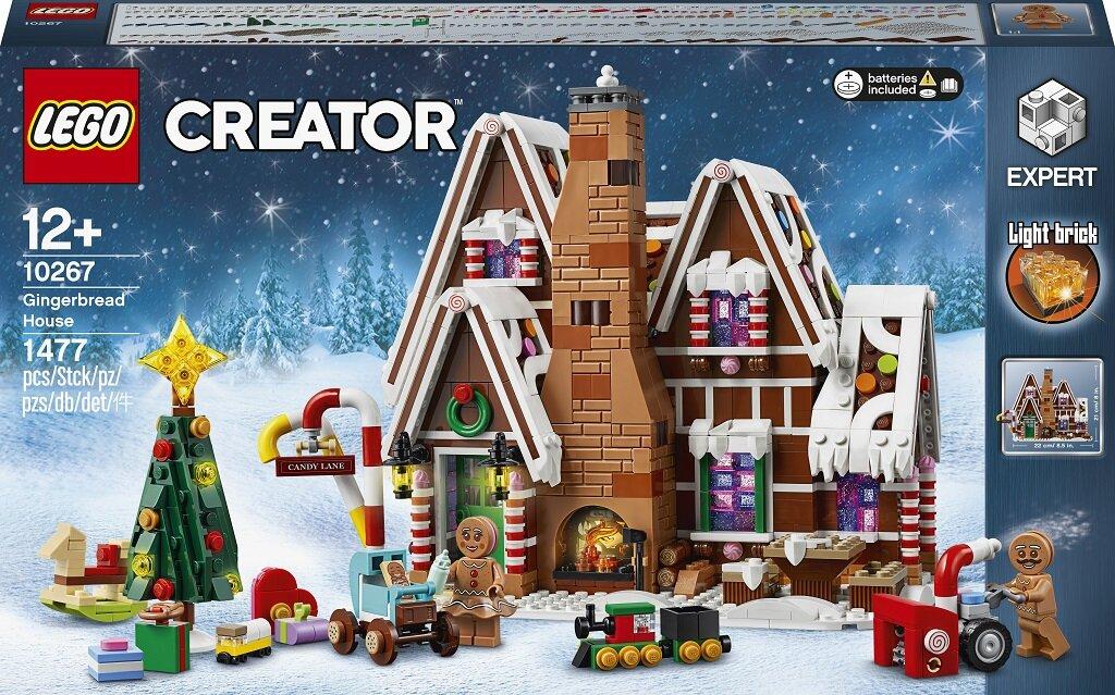 10267 LEGO® Creator Expert Meduolinis namelis