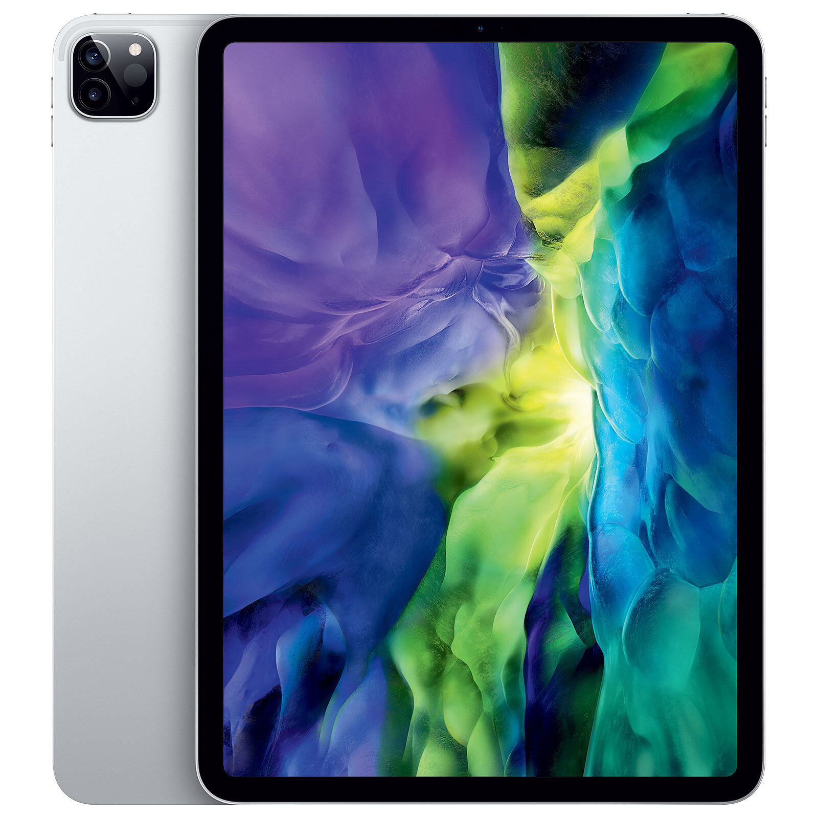 "Apple iPad Pro 11"" (2020) Wi‑Fi+4G 128GB, Sidabrinė, 2nd gen, MY2W2HC/A"