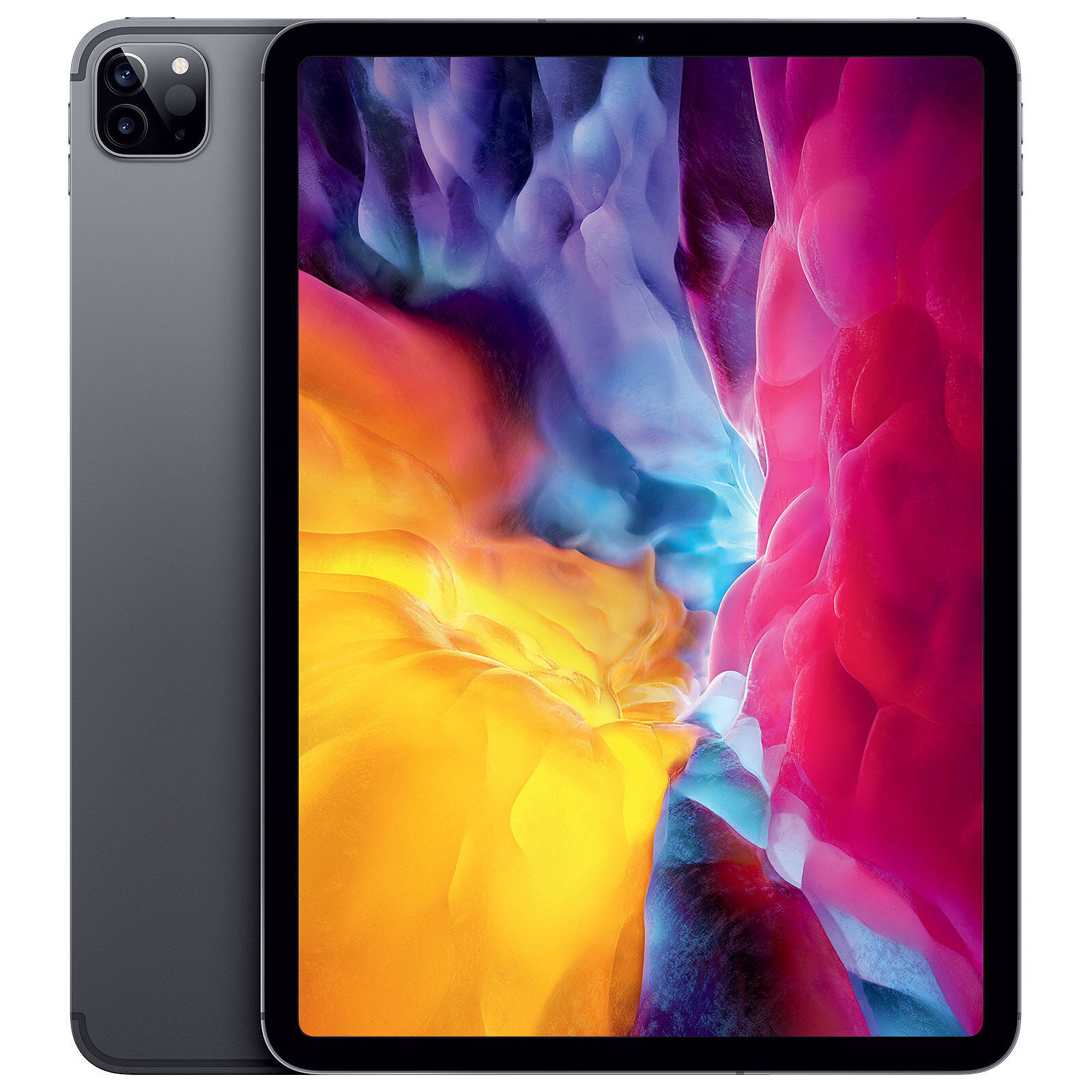 "Apple iPad Pro 11"" (2020) Wi‑Fi 128GB, Pilka, 2nd gen, MY232HC/A"