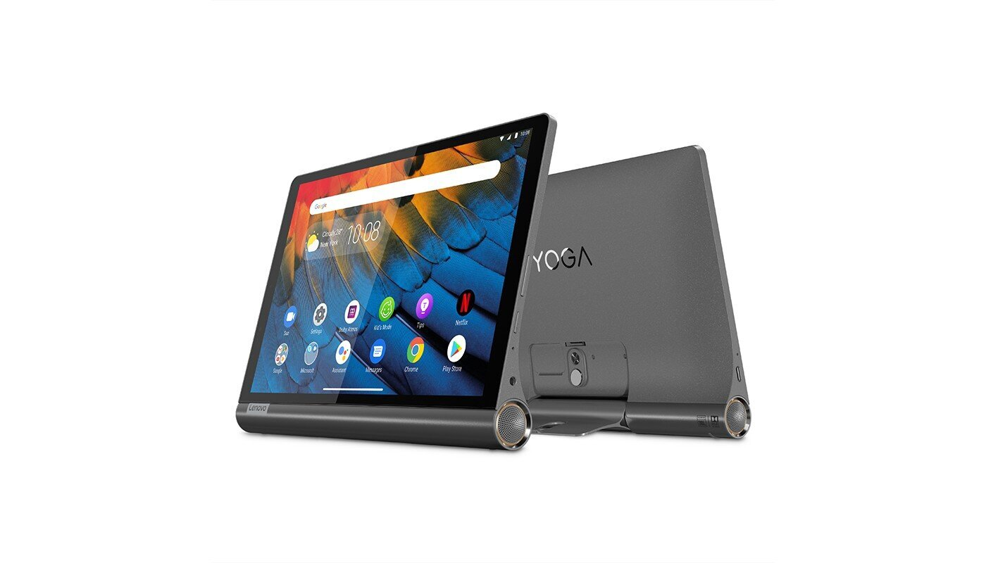 Lenovo Yoga Smart IdeaTab X705F, 64GB, Wifi, Pilka