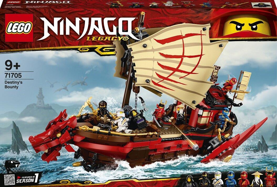 71705 LEGO® NINJAGO® Likimo dovana