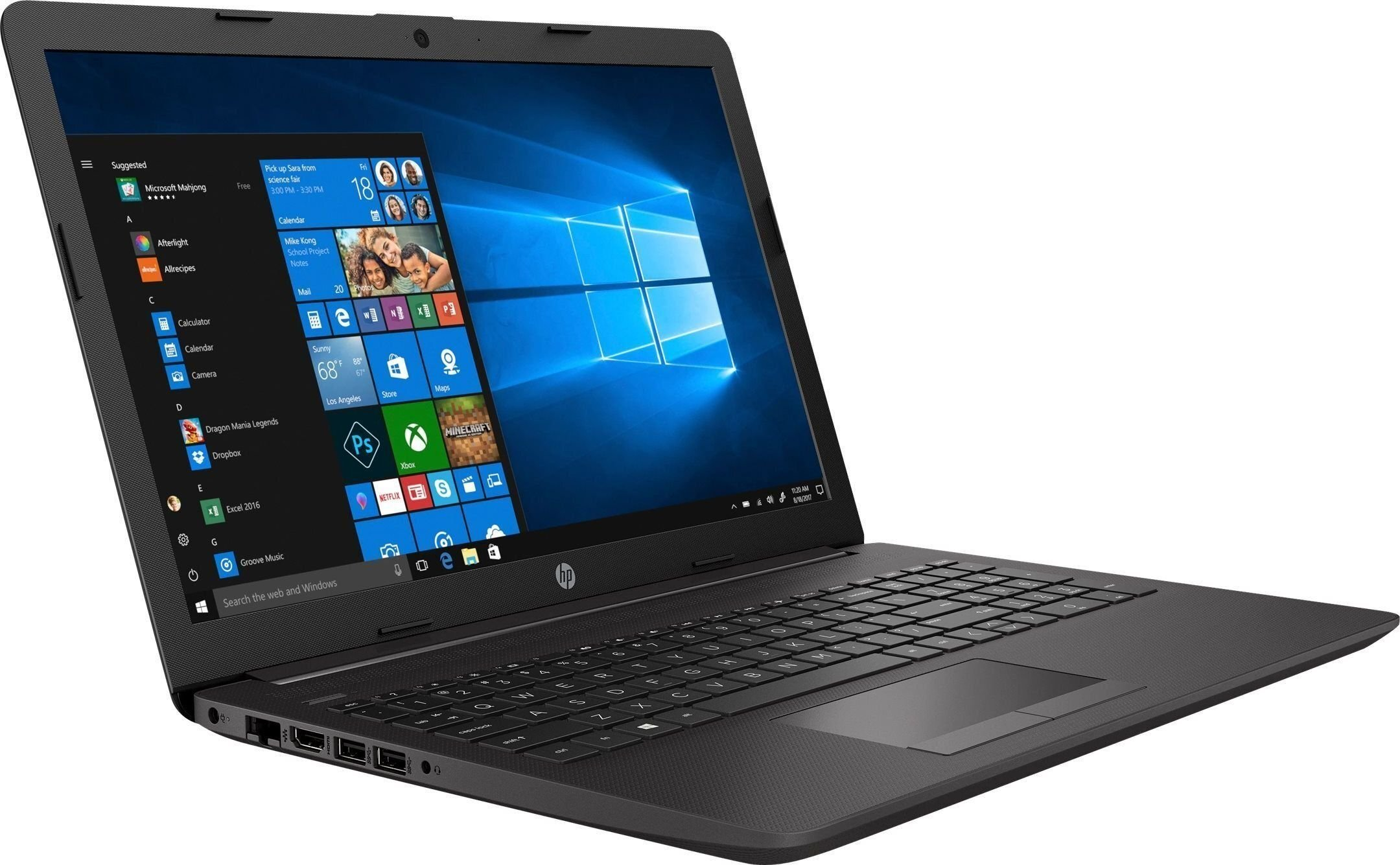 HP 250 G7 (7DC18EA) 16 GB RAM/ 256 GB M.2 PCIe/ Windows 10 Home